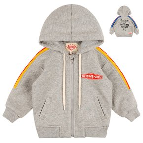 Awesome match baby rainbow zip up jacket / BP8137167