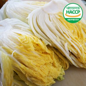 [HACCP certification] Gangwon-do highland pickled cabbage 20kg (6~10 bags)