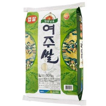 [2017년산] 대왕님표여주쌀 햅쌀10kg(히토메보레)