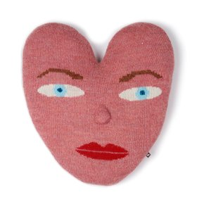 Heart Pillow / OU18FPL07RRF