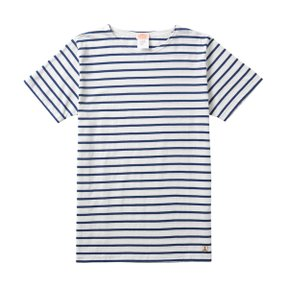 MARINIERE MC HERITAGE T-SHIRT WHITE