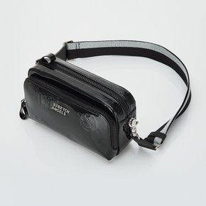 스트레치엔젤스[파니니백]PANINI mix pattern press bag(Black)(SUMR02911)
