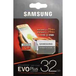 삼성 MicroSDXC EVO Plus 32GB