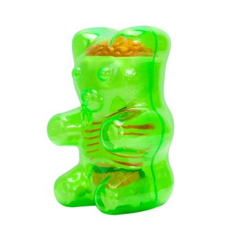XXRAY Bear Jelly Green