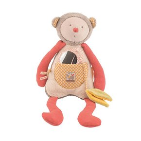 액티비티원숭이인형 Les Papoum Activity monkey doll 37cm