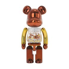 200% BEARBRICK MY FIRST BEARBRICK BABY STEAMPUNK VER.