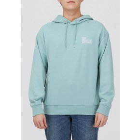 [PLAC] 남성 MENS COLOR WORD GRAPHIC HOODY_MINT (PWTZ1HDL13MOMT)