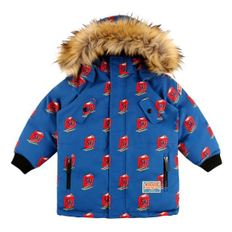 Multi ski down parka / BP8427377