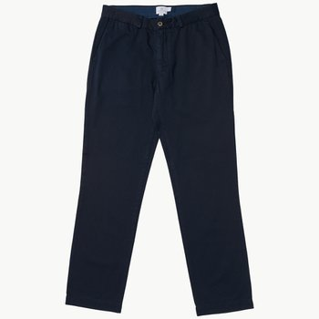 COTTON DRILL REGULAR FIT CHINO NAVY