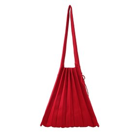 Lucky Pleats Knit M Barbados Red (0JSJ1SH40315F)