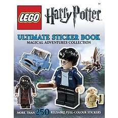 Lego Harry Potter Magical Adventures Collection: Ultimate Sticker Collection (Paperback)