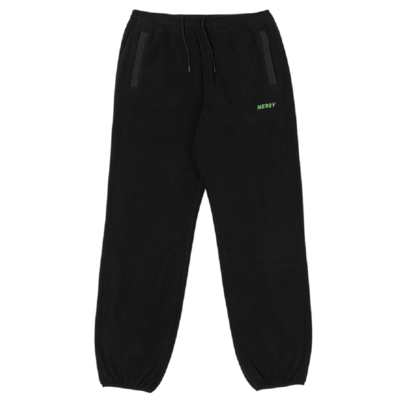 Fleece Pants Black