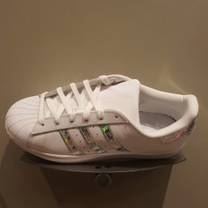 [adidas kids] SUPERSTAR J (F33889)