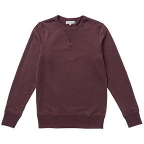 346 CREW-NECK SWEATSHIRT RED OAK