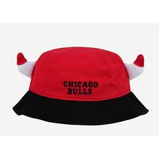 [NBA KIDS] CHI BULLS 레터링 BUCKET HAT (K195AP151P)