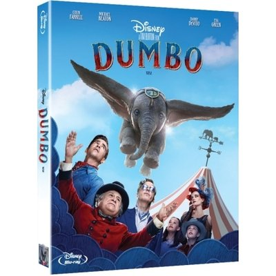 덤보 (1 Disc) [블루레이] / Dumbo (1 Disc) [Blu-Ray]
