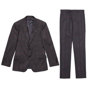 brown multi check suit_CWFBW19758BRX_CWFCW19758BRX