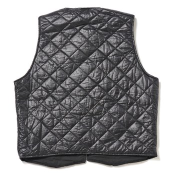 Quilted Cincho BLACK
