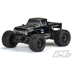 [Pro-Line Racing]AP3412-18 2020-NEW 1966 Ford® F-100 Tough-Color (Black)