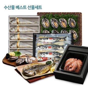 [인정푸드]자숙문어,굴비,고등어 선물세트 모음전
