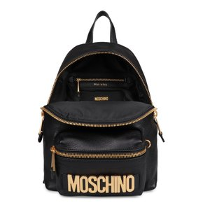 [Moschino] Leather backpack 여성 백팩 76028003_A0555