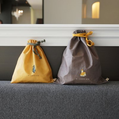 Drawstring Pouch Set-인바이트.엘