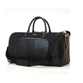 DUCORD CITY DUFFEL BAG BLACK DG709005