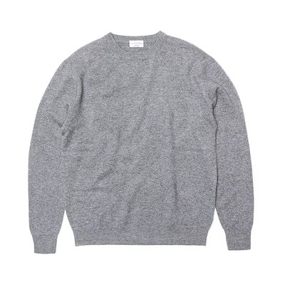 [20%할인가][WOMEN]Cashmere Crewneck_Gray
