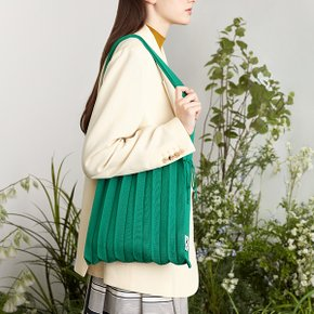 Lucky Pleats Knit M Jelly Green(0JSJ1SH40311F)