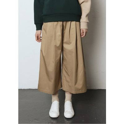 [PLAC] 여성 WOMENS TUCK WIDE PANTS (PWON3PTL71W0E1)