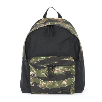 [MIS][Exclusive] Daypack - Green Tiger Black Mixed
