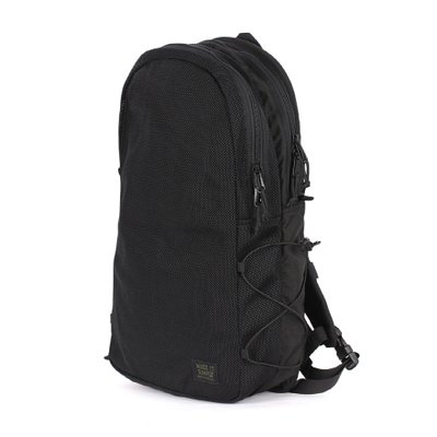 [MIS]Mesh Backpack - Black