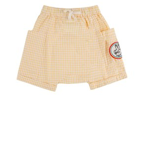 Victory baby gingham check short pants / BP8211168