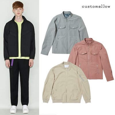 [customellow] SPRING OUTER