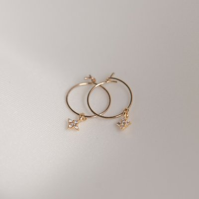 Twinkle Cubic Earrings