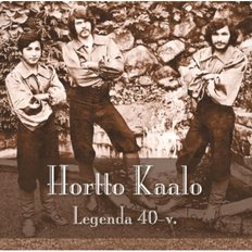 Hortto Kaalo - Legenda 40 ?V. (2Cd Deluxe Edition) / 호르토 칼로 - 레겐다 40-V. (2Cd 딜럭스 에디션)
