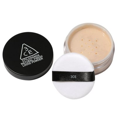 NATURAL FINISH LOOSE POWDER
