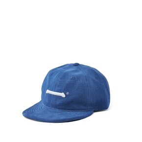 BASEBALL CAP 120 CANVAS BLUE