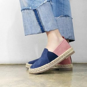 kami et muse Side banding espadrille slip on loafers _KM17w082