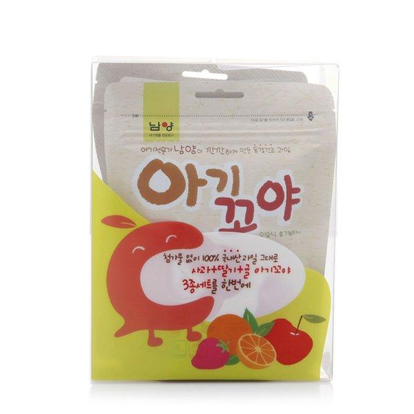 [남양] 아기꼬야(사과+딸기+귤)