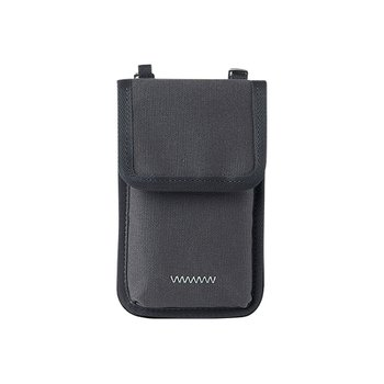 RR DESK PACK PHONE POUCH 6.5 CHARCOAL