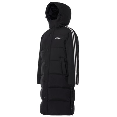 NY Track Long Down Jacket Black (21055_BLK)