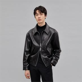 [앤드로스] Torino Single Leather Jacket (MEN) (S6016848)