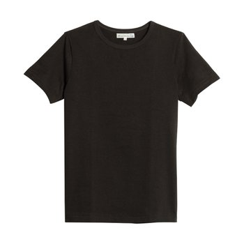 215 CLASSIC CREW NECK T-SHIRT CHARCOAL