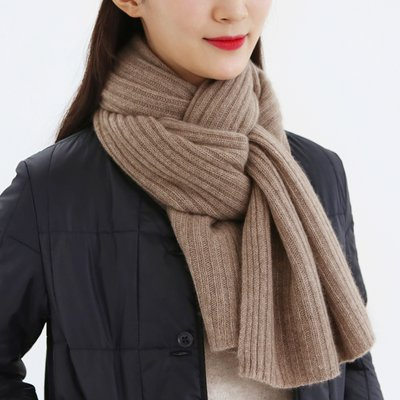 Cashmere C.Muffler (6 color)