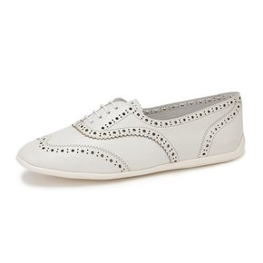 Classic oxford loafer(white) DG1DX18012WHT