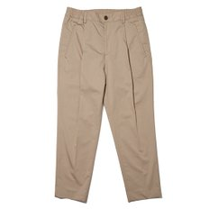 one tuck band pants CWPAM18374BEX