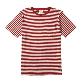 아머럭스 T-SHIRT MC HERITAGE RED