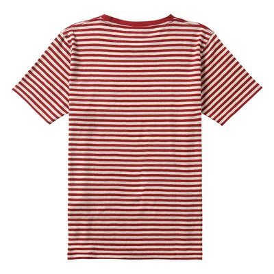 T-SHIRT MC HERITAGE RED