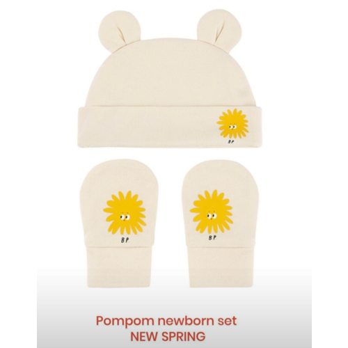 Pompom newborn set/BP9150151